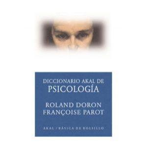 DICCIONARIO AKAL DE PSICOLOGIA