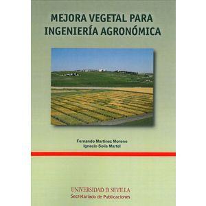 MEJORA VEGETAL PARA INGENIERIA AGRONOMIA