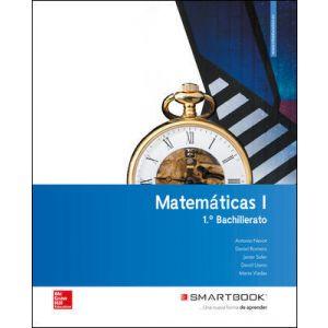 MATEMATICAS 1º BACHILLERATO. EDICION 2019