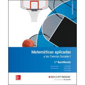 MATEMATICAS APLICADAS A LAS CIENCIAS SOCIALES 1º BACHILLERATO. EDICION 2019