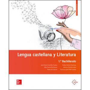 LENGUA CASTELLANA Y LITERATURA 1º BACHILLERATO. EDICION 2019
