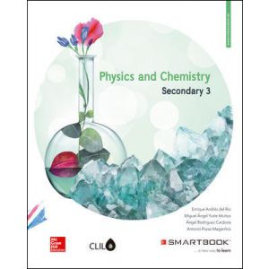 PHYSICS AND CHEMISTRY SECONDARY 3 ESO - CLIL. EDICION 2019