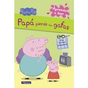 PAPA PIERDE LAS GAFAS (PEPPA PIG. PICTOGRAMAS)