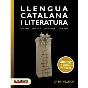 LLENGUA CATALANA I LITERATURA 2N BATXILLERAT. LLIBRE DE L´ALUMNE