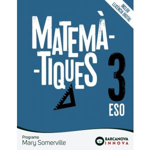 MARY SOMERVILLE 3 ESO. MATEMÀTIQUES