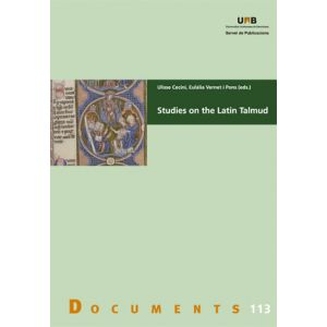 STUDIES ON THE LATIN TALMUD