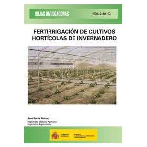 FERTIRRIGACION DE CULTIVOS HORTICOLAS DE INVERNADERO