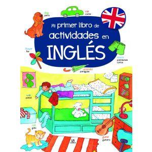 MI PRIMER LIBRO DE ACTIVIDADES EN INGLES