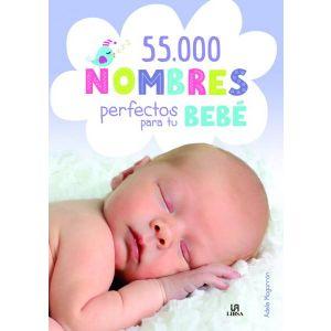 55.000 NOMBRES PERFECTOS PARA TU BEBE