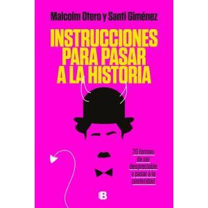 INSTRUCCIONES PARA PASAR A LA HISTORIA