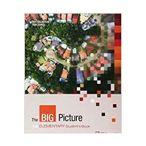 BIG PICTURE 1 SB ELEMENTARY NEW ED [A2]