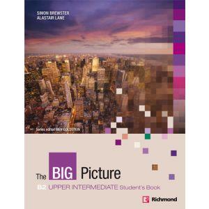BIG PICTURE 4 SB UPPER-INT NEW ED. [B2]