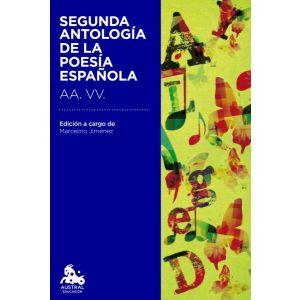 Segunda antologia de la poesia española