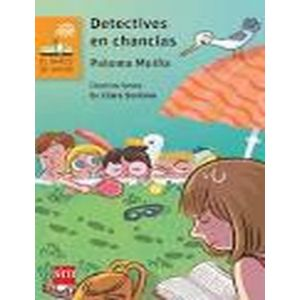 DETECTIVES EN CHANCLAS