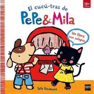 EL CUCU-TRAS DE PEPE Y MILA
