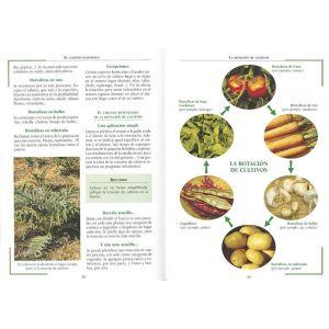 EL CULTIVO ECOLOGICO. HUERTO Y JARDIN