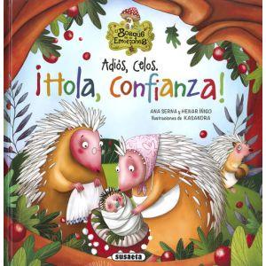 ADIOS CELOS  HOLA CONFIANZA