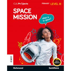 CLIL PROJECTS NIV III SPACE MISSION ED21