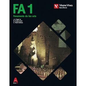 FA 1. FONAMENTS DE LES ARTS (AULA 3D)