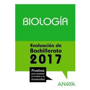 BIOLOGIA.  PRUEBA ACCESO UNIVERSIDAD