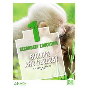 BIOLOGY AND GEOLOGY 1. STUDENT´S BOOK + DE CERCA
