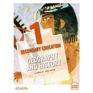 GEOGRAPHY AND HISTORY 1. STUDENT´S BOOK + DE CERCA