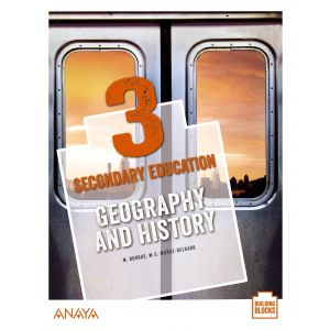 GEOGRAPHY AND HISTORY 3. STUDENT´S BOOK + DE CERCA