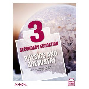 PHYSICS AND CHEMISTRY 3. STUDENT´S BOOK + DE CERCA
