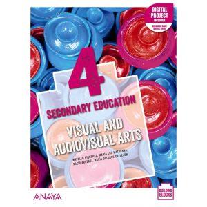 VISUAL AND AUDIOVISUAL ARTS 4. STUDENT´S BOOK