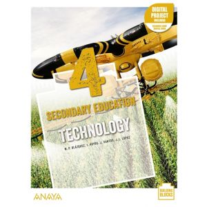 TECHNOLOGY 4. STUDENT´S BOOK