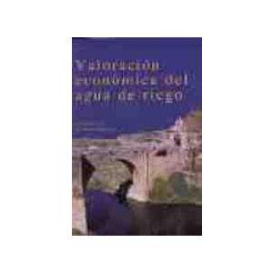 VALORACION ECONOMICA DEL AGUA DE RIEGO