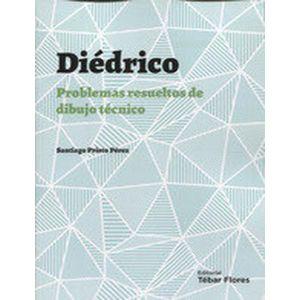 DIEDRICO  PROBLEMAS RESUELTOS DE DIBUJO TECNICO