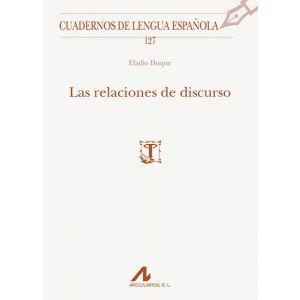 RELACIONES DE DISCURSO LAS