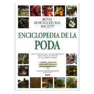 ENCICLOPEDIA DE LA PODA  ROYAL HOTICULTURAL SOCIETY