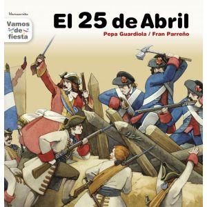 EL 25 DE ABRIL
