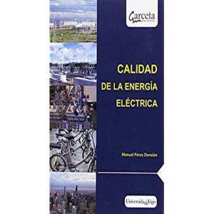 CALIDAD DE LA ENERGIA ELECTRICA