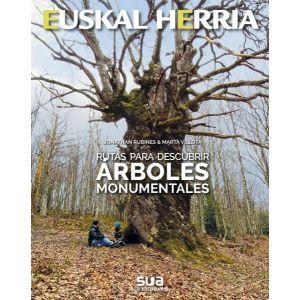 ARBOLES MONUMENTALES  RUTAS PARA DESCUBRIR