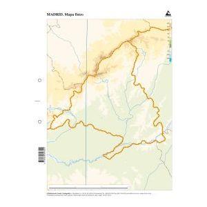 Paq/50 mapas la rioja politico mudos
