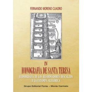 ICONOGRAFIA DE SANTA TERESA IV