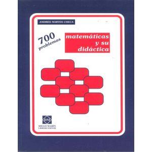 700 PROBLEMAS DE MATEMATICAS Y SU DIDACTICA