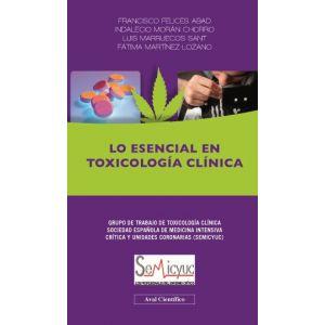 LO ESENCIAL EN TOXICOLOGIA CLINICA PUNTOS DECISIVOS