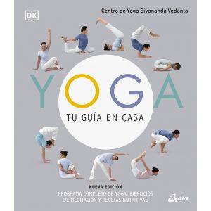 YOGA  TU GUIA EN CASA (NUEVA EDICION)