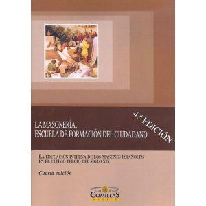 LA MASONERIA  ESCUELA DE FORMACION DEL CIUDADANO