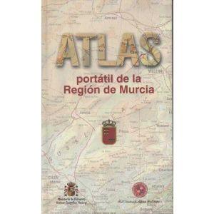 ATLAS PORTATIL DE LA REGION DE MURCIA