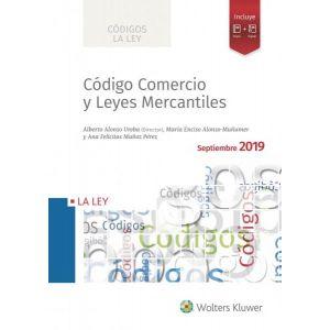 CODIGO COMERCIO Y LEYES MERCANTILES 2019