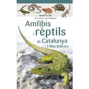 AMFIBIS I REPTILS DE CATALUNYA I ILLES BALEARS