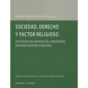 SOCIEDAD DERECHO Y FACTOR RELIGIOSO