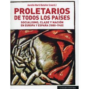 PROLETARIOS DE TODOS LOS PAISES.