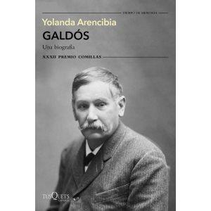 GALDOS UNA BIOGRAFIA (XXXII PREMIO COMILLAS 2020)