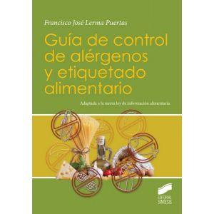 GUIA DE CONTROL DE ALERGENOS Y ETIQUETADO ALIMENTARIO